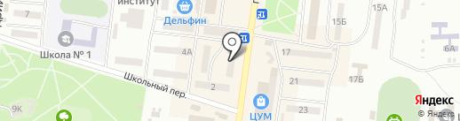 СоюзФото на карте Ильичёвска