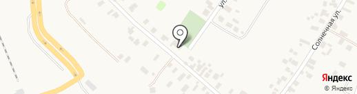 Почтовое отделение связи на карте Бурлачьей Балки