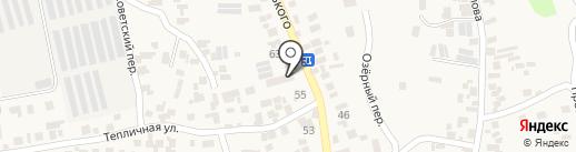 Новый маркет на карте Усатово