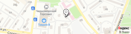 Стройэксперт-Т на карте Ильичёвска