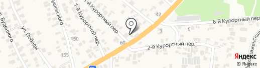 Автомойка на карте Усатово