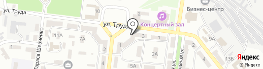 VIVA-COM на карте Ильичёвска