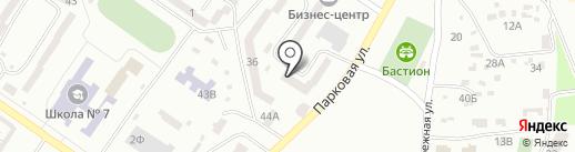 Splash на карте Ильичёвска