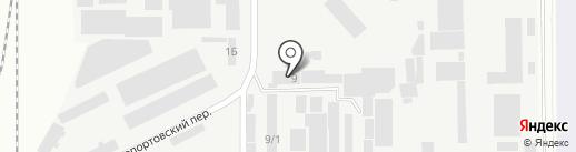 КУБ на карте Одессы