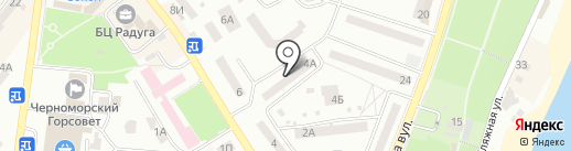 Vizavi на карте Ильичёвска