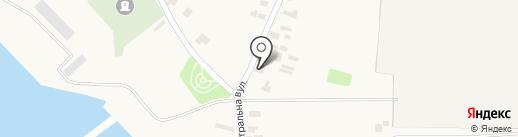 Гвоздика на карте Бурлачьей Балки