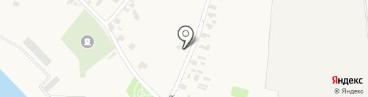 Поликлиника №1 на карте Бурлачьей Балки