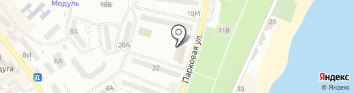 Філіа на карте Ильичёвска