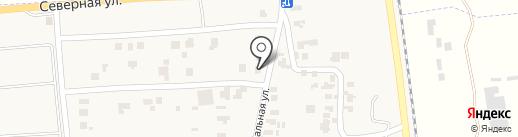 Продуктовый магазин на карте Бурлачьей Балки