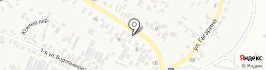 Шиномонтажная мастерская на карте Усатово