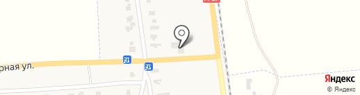 Ферритранссервис на карте Бурлачьей Балки