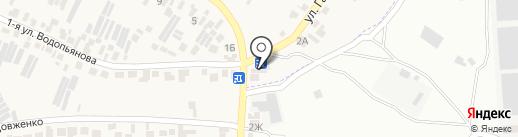 На первой на карте Усатово