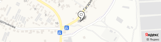 2click на карте Усатово