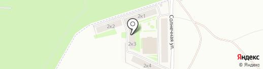 Единый центр новостроек Тренд на карте Кальтино