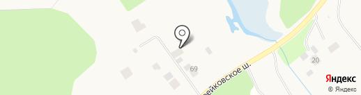 КС ПРОИЗВОДСТВО на карте Колтушей