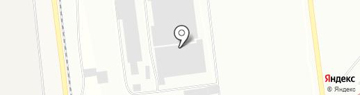 Алитим Шиппинг Эйдженси на карте Бурлачьей Балки