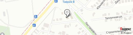 В гостях у Коли на карте Таирово