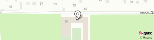 Школа Ольги Капрановой на карте Всеволожска