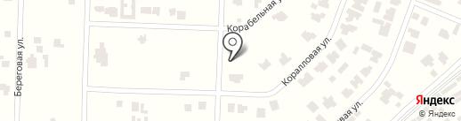 SOVINYON HOUSE SVR на карте Таирово