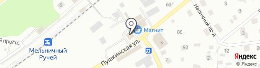 Людмила на карте Всеволожска