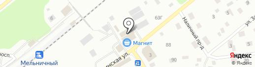 Магазин фототоваров на Пушкинской на карте Всеволожска