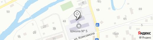 Дворец детского и юношеского творчества на карте Всеволожска