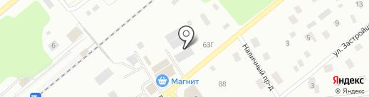 Центр коттеджного строительства на карте Всеволожска