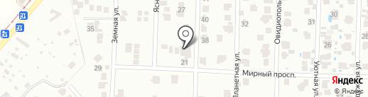 Капри на карте Мизикевичи