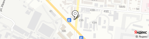 Geon на карте Одессы