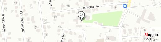 Ёлки-Палки на карте Мизикевичи
