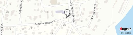 Сиеста на карте Мизикевичи