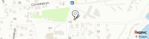 4В на карте Мизикевичи