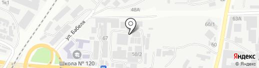 АлексМВ на карте Одессы