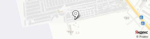 Сеть салонов оптики на карте Одессы