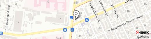 Нова Пошта на карте Одессы