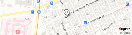 Extracar на карте Одессы