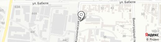 RaRed на карте Одессы