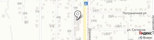 Арсенал-Центр на карте Мизикевичи