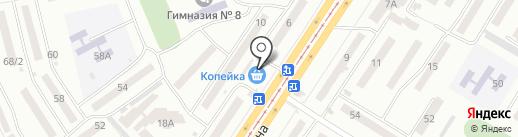 Все для Стройки на карте Одессы