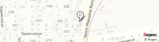 Ауди Центр Одесса Юг на карте Мизикевичи