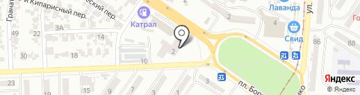 WhitePhoto на карте Одессы