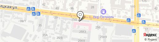 Гран Палета, ЧП на карте Одессы
