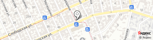 Pride and glory на карте Одессы