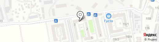 Мандарин Маркет на карте Мизикевичи