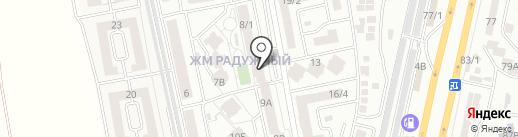 Kis на карте Мизикевичи