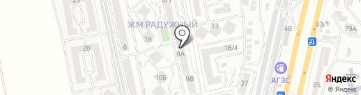 Compiler на карте Мизикевичи