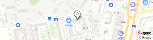 Банкомат, КБ ПриватБанк на карте Мизикевичи