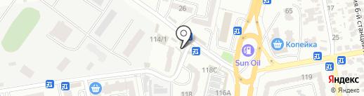 Lady Bombastic на карте Одессы