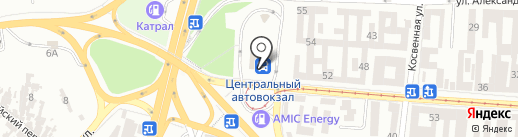 Stop & Go на карте Одессы