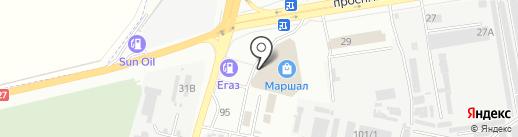 Bijou du Jour на карте Одессы